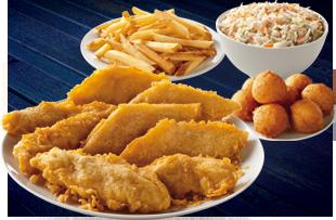 Long John Silver's - Westwood Dr