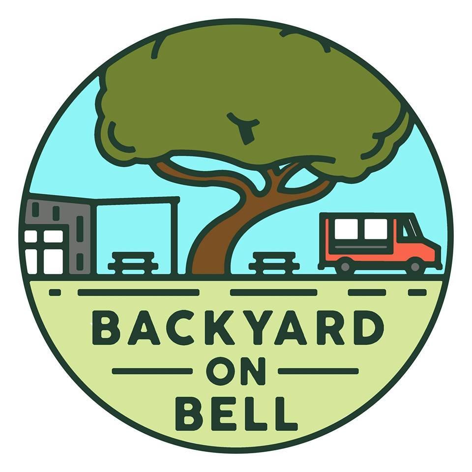 Backyard on Bell