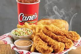 Raising Canes - Overland Trail