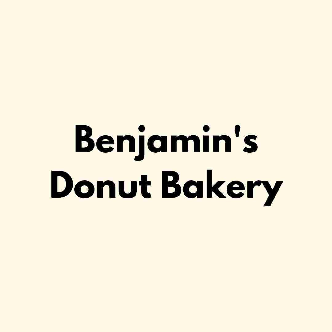 Benjamin's Donut Bakery