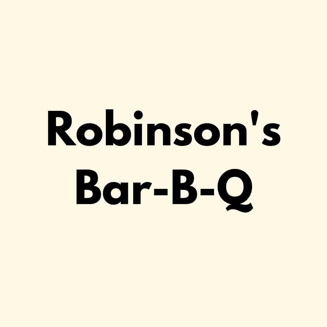 Robinson's BBQ