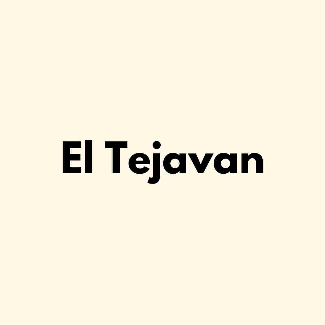 El Tejavan