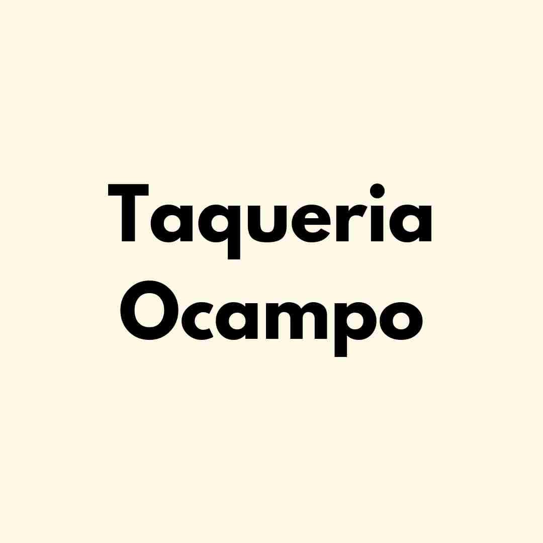 Taqueria Ocampo