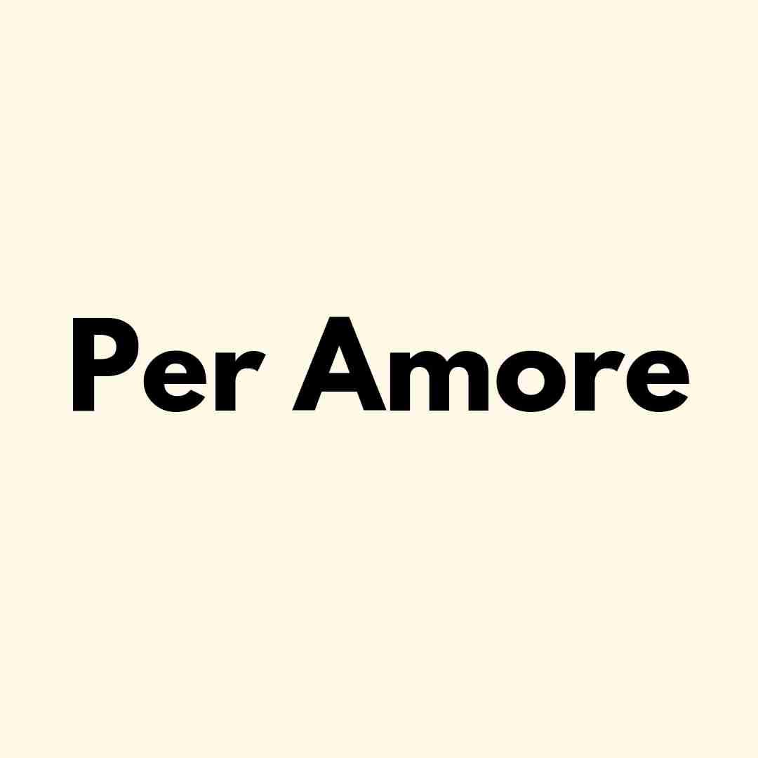 Per Amore Italian Restaurant