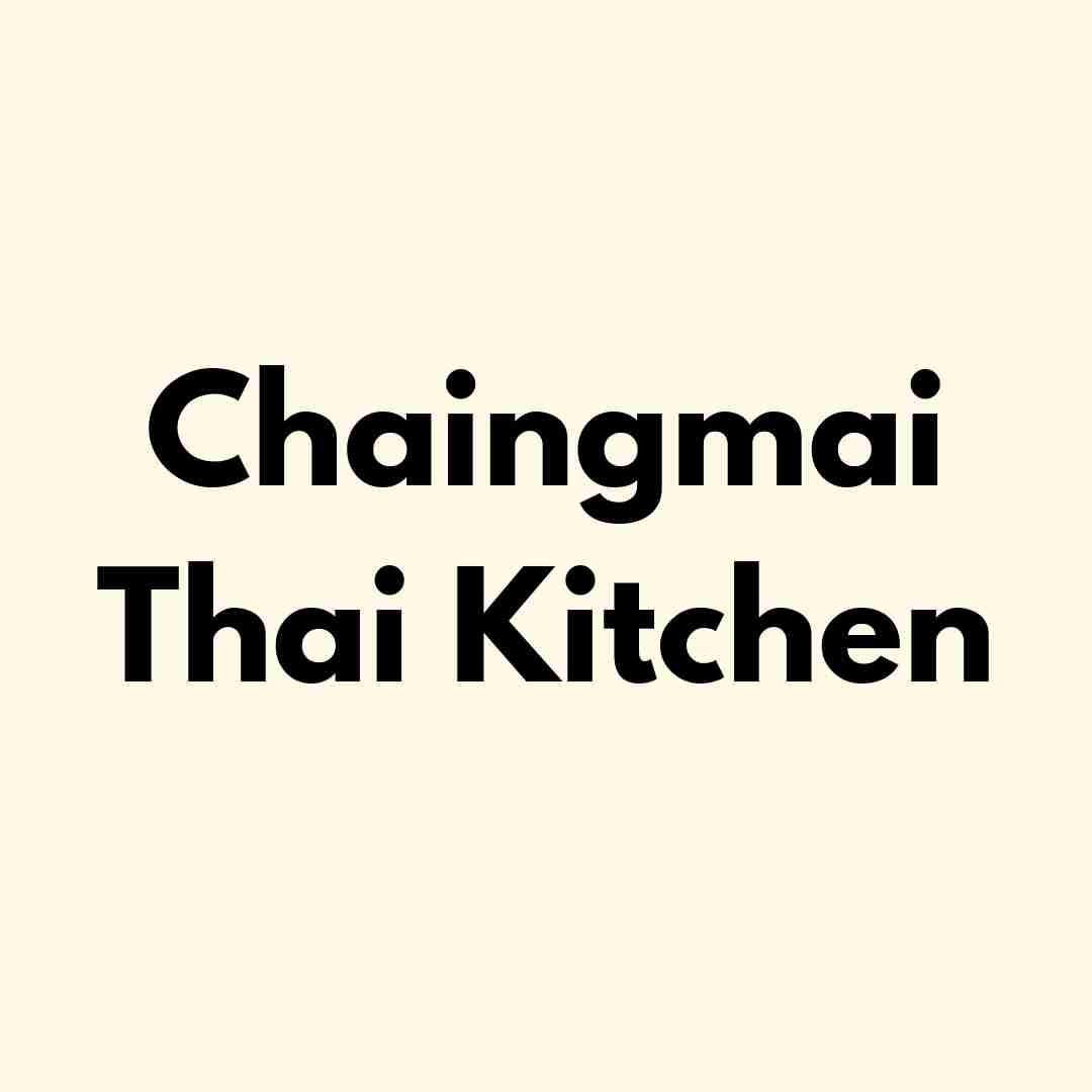 Chiangmai Thai Kitchen